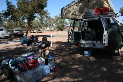 Camping Port Augusta South Australia