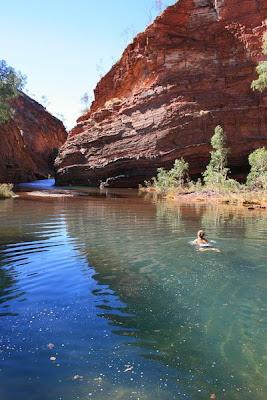 Hamersley Gorge Karijini National Park Western Australia