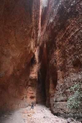 Echidna Chasm Bungle Bungles Purnululu National Park Western Australia