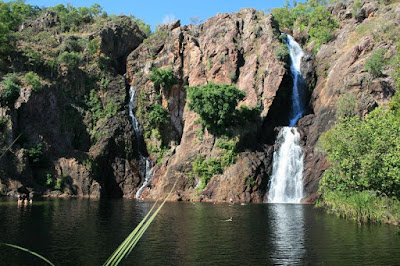 Litchfield National Park, Wangi Falls Northern Territory Australia