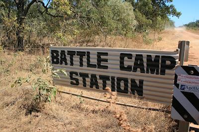 Battle Camp Road Lakefield National Park Cape York Australia