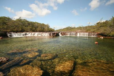 Fruit Bat Falls Cape York