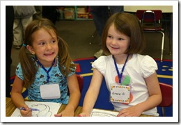 Peachies first day of school 012