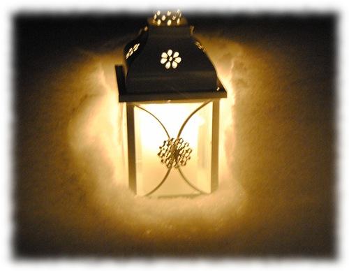 Lys i mørket