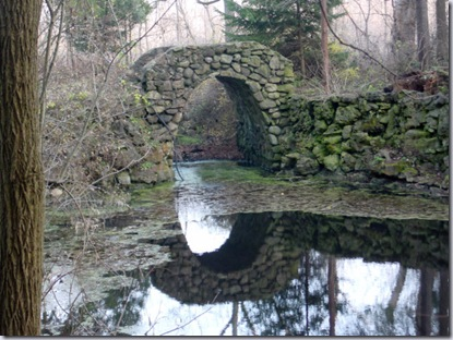 Bridge Over the Moat