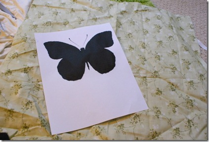 butterfly print out