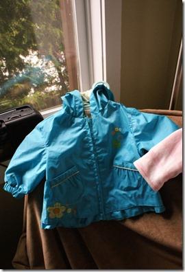 spring jacket 6 mos