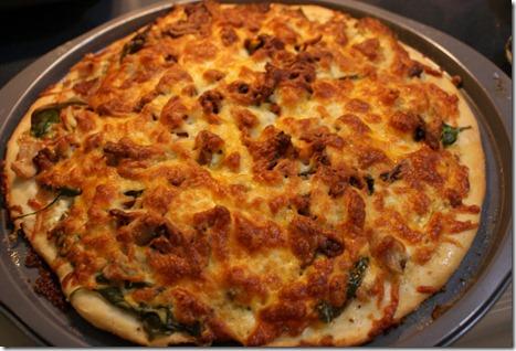 chkn caesar pizza 6
