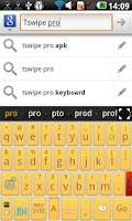 Screenshot of Mello Pro - HD Keyboard Theme