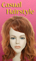 Screenshot of Woman Hair Style Photo Montage