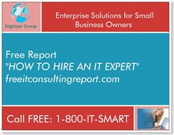 How To Hire An IT Expert - front - red