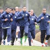 Saâdane fait appel à un préparateur physique, Un vrai marathon attend les Verts