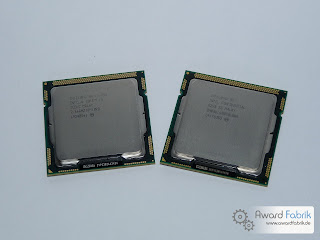 Test : Intel Core i3 540 et Core i5 750