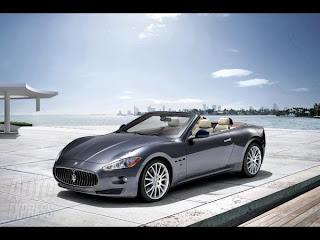 Nouvelle Maserati GranTurismo Spider