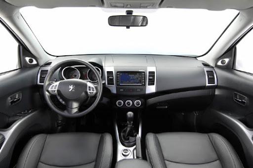 Peugeot Algérie : Le 4007 annoncé pour 2010 !