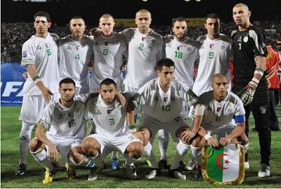 Algérie Nigeria en direct 30 janvier 2010 à 17:00 Can 2010