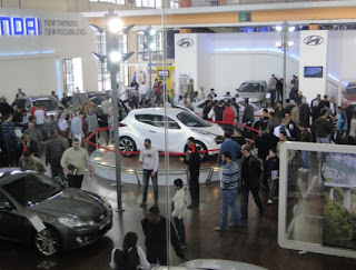 14éme salon international de l'automobile d'Alger,Une clôture en apothéose