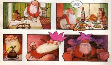 Raymond Briggs Father Christmas 2