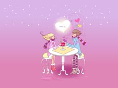 32 44 de imagini pentru desktop ul tau ( Valentines Day )