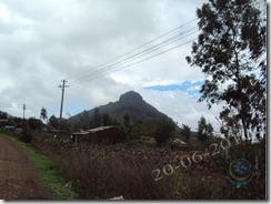 तिकोणा किल्ला(वितंडगड) माथिको टुप्पामा