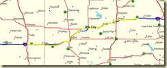 Weatherford route