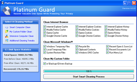 Platinum Guard 4 Full version, free download