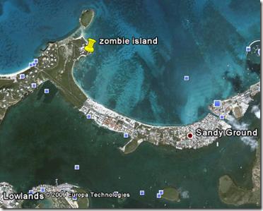 super secret zombie island