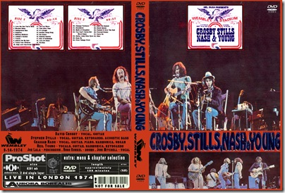 0970 - 4 On The Street In '74 - Wembley - 1974-09-14 - CSNY - 2