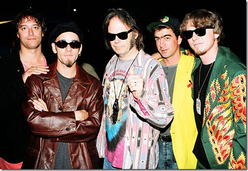 R.E.M. and Neil Young