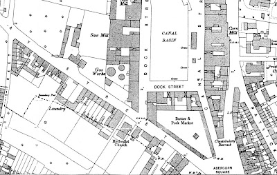 Railway Road Map 1905