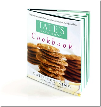 Tate's Bake Shop Cookbook image
