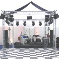 Optikinetics trilite stage frame Philippines hire baguio city disco pic