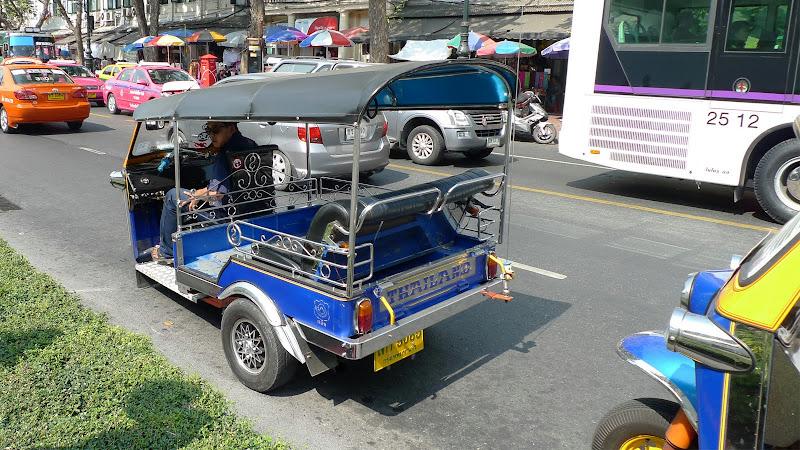 Bangkok Trip at Natural Ville