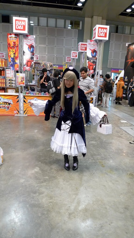 Suigintou cosplay