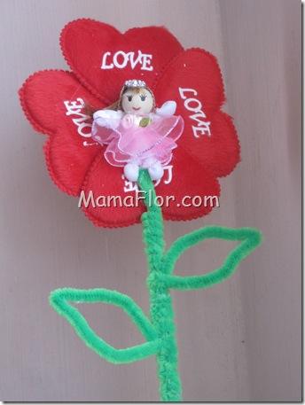 Día de la Madre: Una Flor Especial para Mamá
