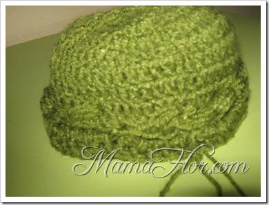 Crochet: Gorrito Abrigador…