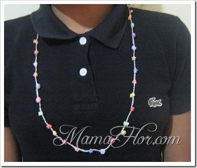 Collar: Collar de Florecitas…