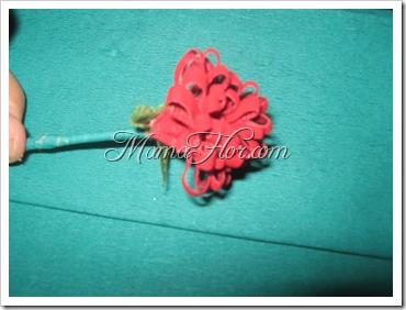 Clavel para Fiestas Sociales   Manualidades Flores