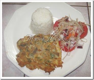 Cocina: Tortilla de Raya…