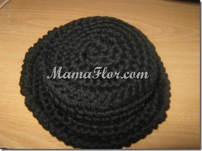Sombrerito tejido a Crochet…