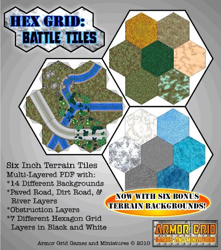Hex Tile Terrain System