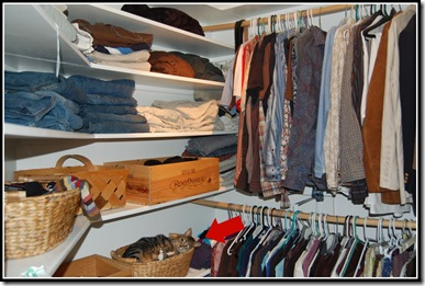 closet with joe