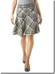 flared-checked-skirt-grey-checks-604442-photo