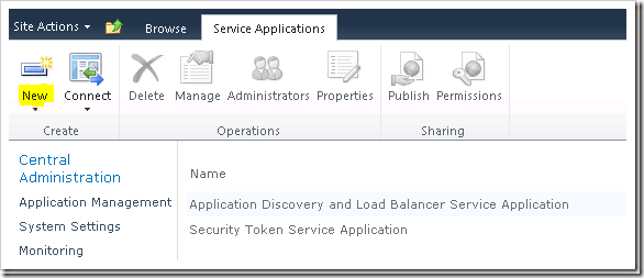 How to Configuration the User Profile Service in SharePoint 2010