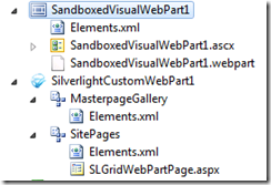 Add Silverlight Web Parts to SharePoint 2010 Using New Visual Studio Extension