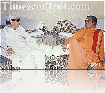 N T Rama Rao-M G Ramachandran