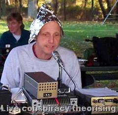 Live Conspiracy Theorising