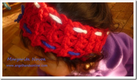 Peruvian stitch