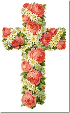 free-vintage-easter-clip-art-cross-covered-with-pink-roses-and-daisies