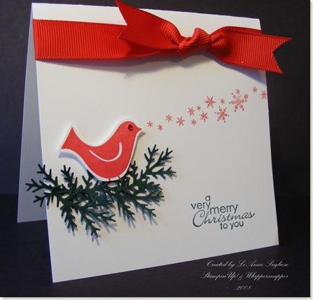 Dec 5 Featured Stamper